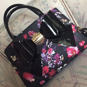 Betsey Johnson Bow Satchel - NWOT